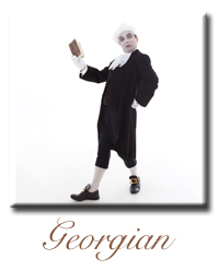 georianmime