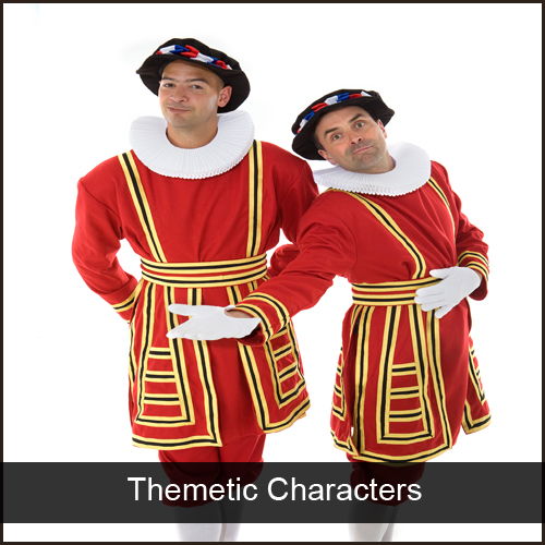 themetic characters